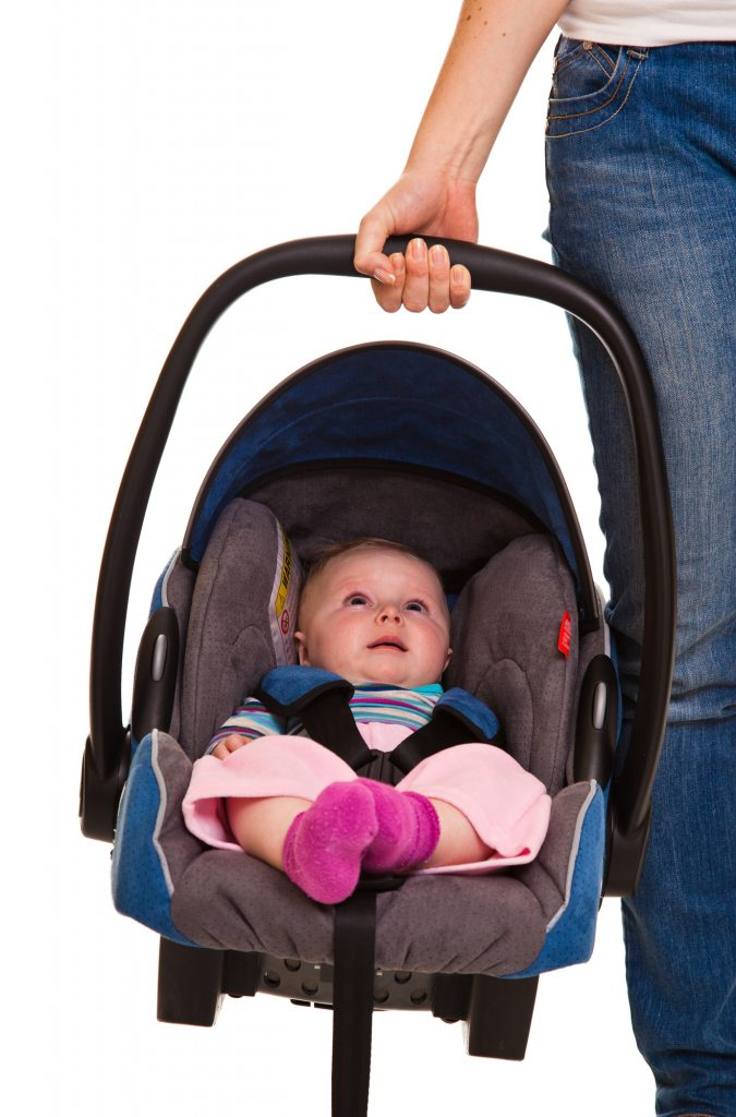 Baby Gadget List Baby In Carseat
