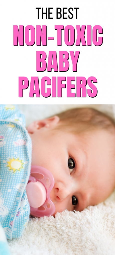 Non-Toxic Baby Pacifiers