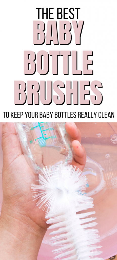 Best Baby Bottle Brushes To Keep Your Bottles Super Clean