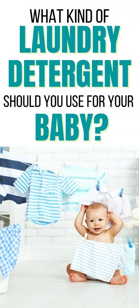 Best Laundry Detergent For Baby