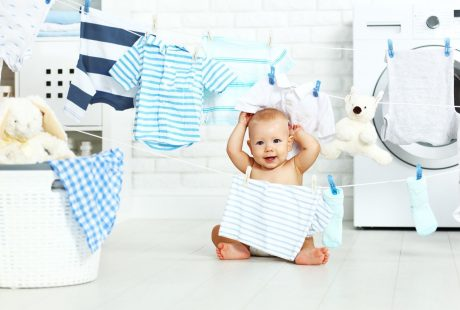Baby Safe Laundry Detergent