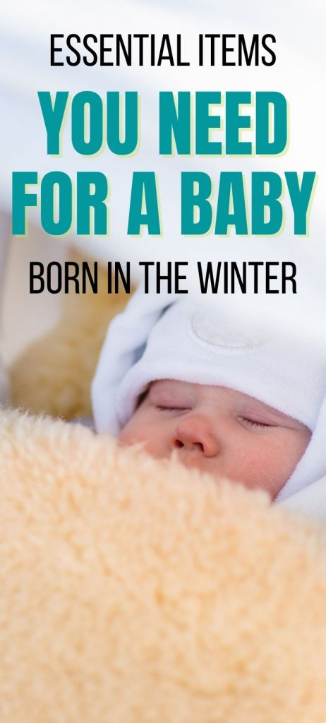 winter baby must haves