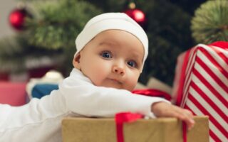 Babys first christmas gift ideas