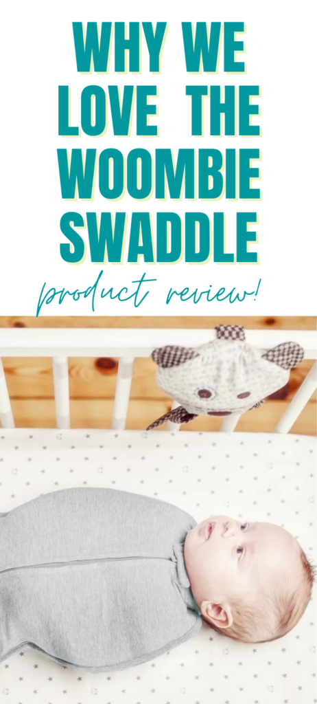 Woombie Review Swaddle