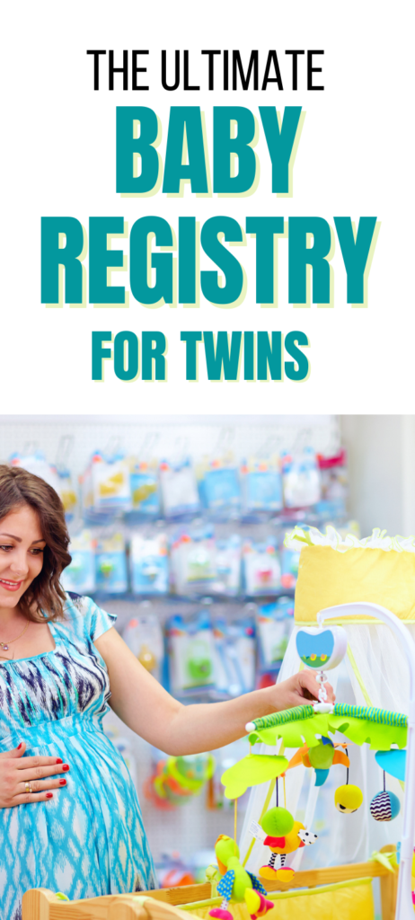 baby registry for twins