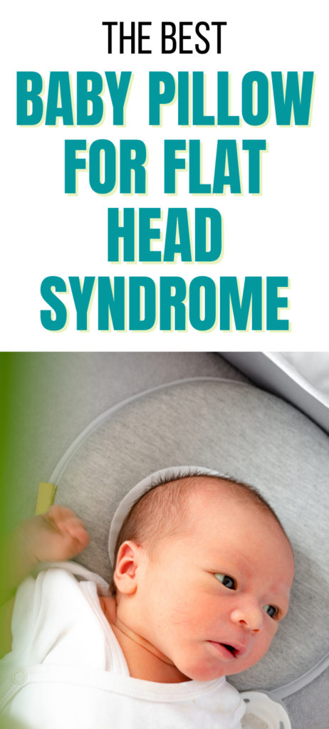 Best Baby Pillow For Flat Head Syndrome