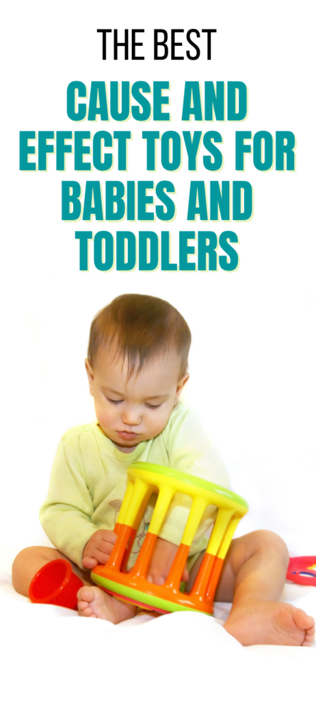 Cause And Effect Toys For Babies And Toddlers