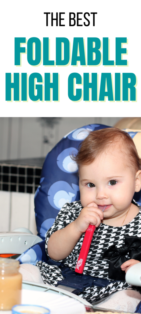 best foldable high chair